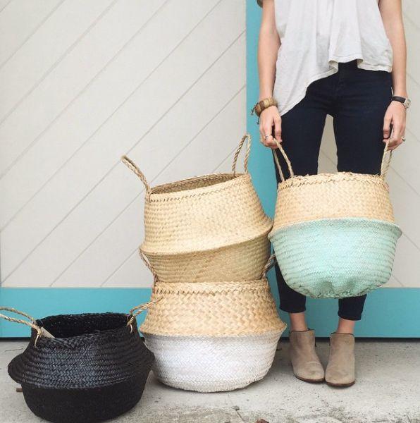 Belly Baskets - Olli Ella - Product Showroom