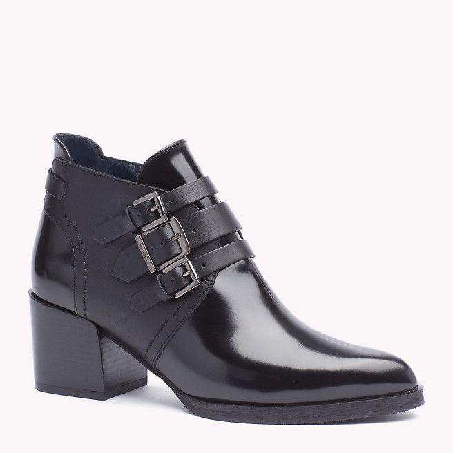 Tommy Hilfiger Poppi Ankle Boots - black (Black) - Tommy Hilfiger Boots - detail image 0