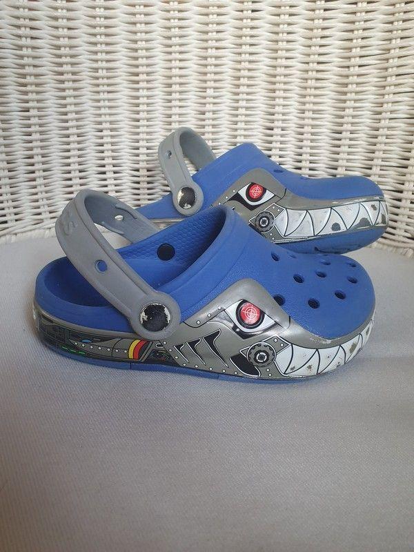 Oryginalne Crocsy Dla Chlopca C12 Tj Rozmiar 29 30 Dlugosc 18 Cm Shoes Crocs Sandals