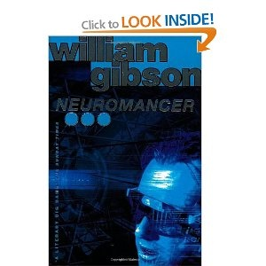 Neuromancer - recommended by David Sullivan