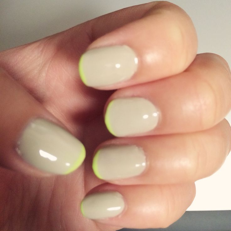 Fluorescence  line nail ≡( ε:)