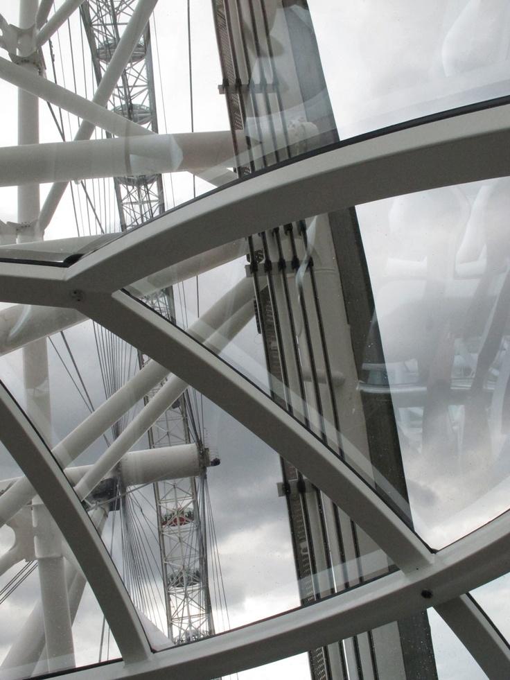 London Eye, London   Photo by Emiliano López