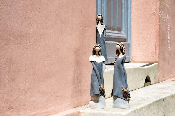 Maria Lalaouni   Ceramics : Photo