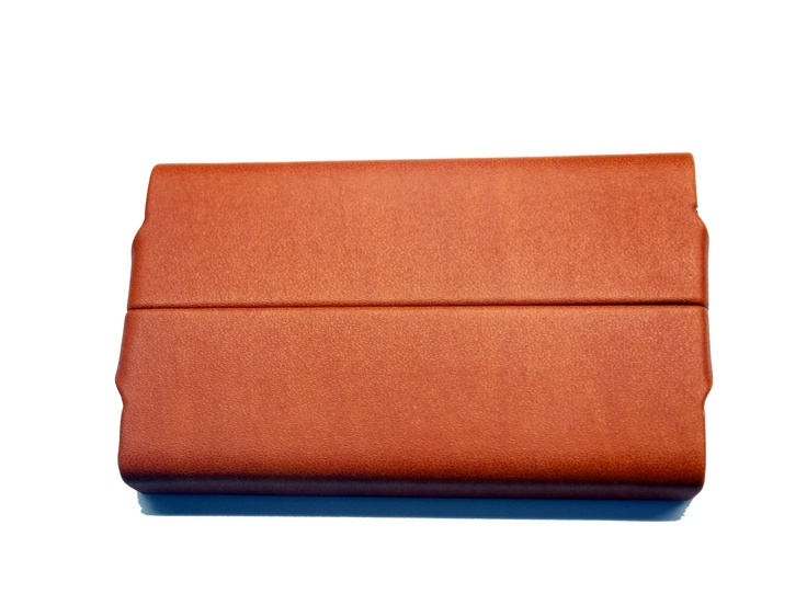 Giorgio fedon Orange Card Holder