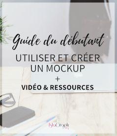 Guide du débutant : Utiliser un mockup #mockup #tuto #guide