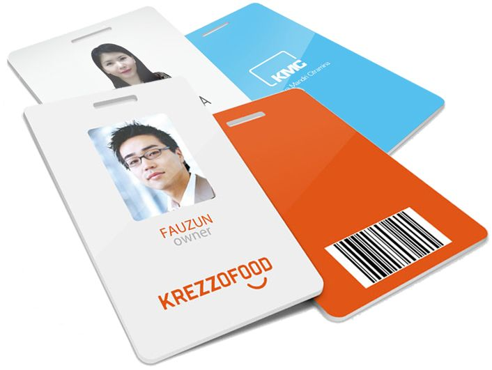 Best Photo Id Card Images On   Badge Badges And