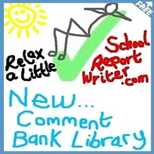 Popular free school report writing software and report card comments bank. Used by teachers, university and college tutors, trainers and instructors worldwide. Quickly create error-free reports and student assessment feedback. Useful for emails too