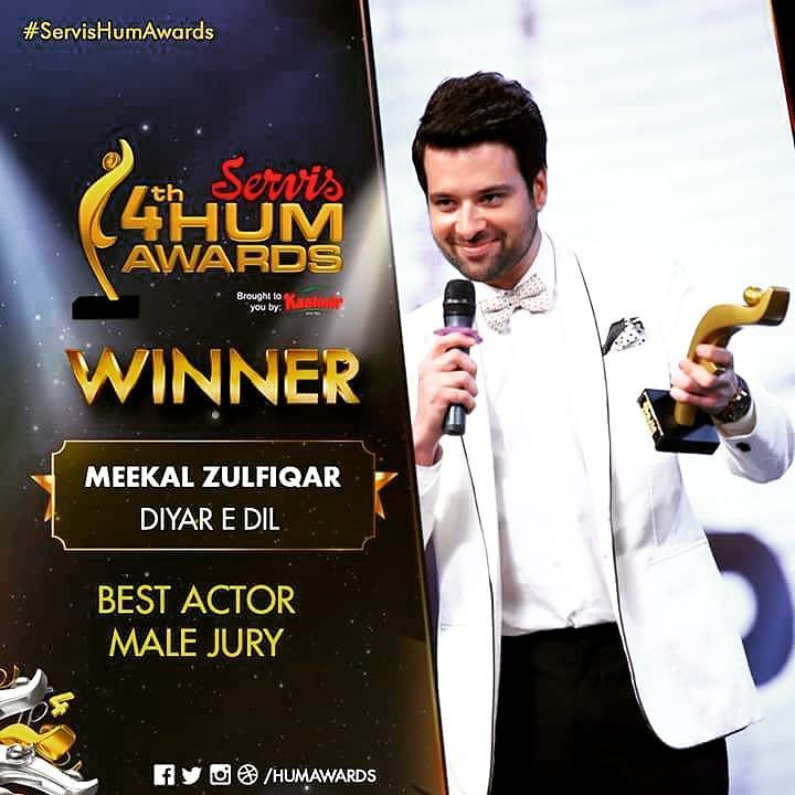 Congratulations to Mikaal Zulfiqar  #MikaalZulfiqar #HUMAwards #ServisHUMAwards #StarLinksPR  #followme #insta #instagram #instapic #instagood #instafollow #instagramers #instalike #instafashion #samysays #instafamous #lifestyle #style #model #glam #glamour #artist #fashion