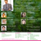 """Join us for a Holistic Event """"Natural Medicine for Mind Body & Spirit"""" """"Médecine naturelle  pour l'âme, l'esprit et le corps"""" """"The way nature intended us to be healthy"""" """" En sante comme la nature le voudrais"""" September 18-19-20 healthy lifestyle, understand the environment, and get more info about what we eat, what we feed our hair, heal our space and be more conscious about our life. Brian Clement, PhD, LN Co-director of Hippocrates Health Institute West Palm Beach, FL"""