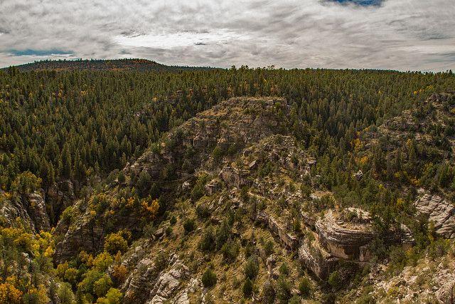 Island Trail Overlook -
