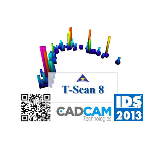 T-SCAN®  visit us on IDS 2013 Hall 4.2. stand K050