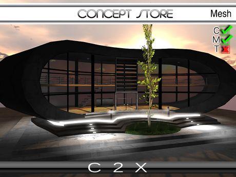 ~C2X~ Concept Store