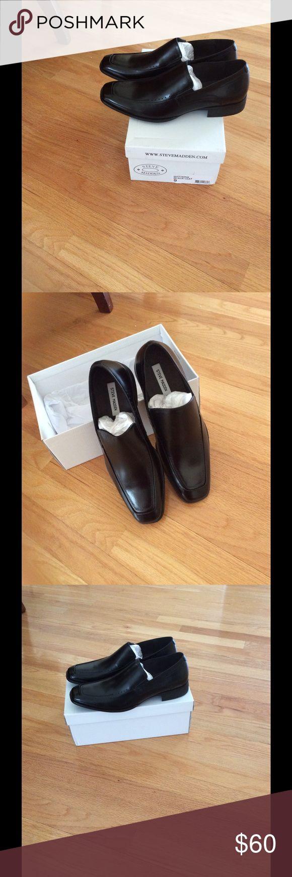Steve Madden men shoe Steve Madden shoe. NWT Steve Madden Shoes