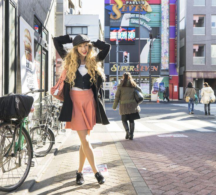 MANGA ARTIST ÅSA EKSTRÖM IN TOKYO
