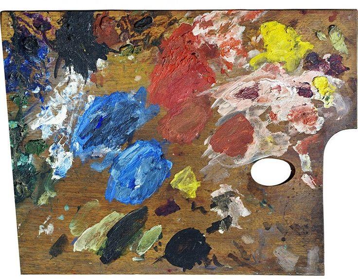 Henri matisse sus paletas se conservan en el museo matisse for Matisse fenetre ouverte collioure