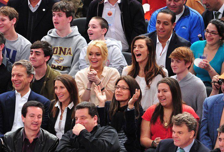 Pin for Later: Vous Ne Saviez Probablement Pas Que Ces Célébrités Ont Des Frères et Soeurs Lindsay, Ali, Michael, et Cody Lohan