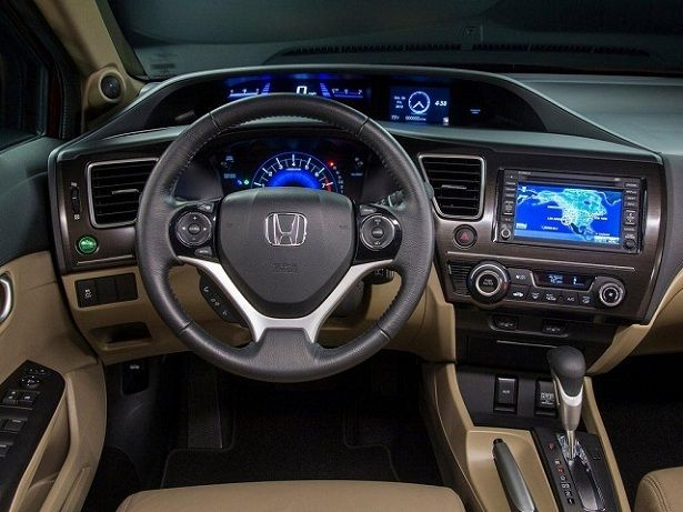New Price Release 2016 Honda Civic Hybrid Review Interior View Model