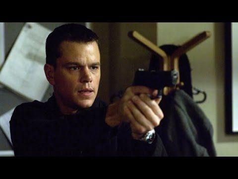 The Bourne Identity Full Movie HD - Matt Damon Full movies - FREE Acti0n...