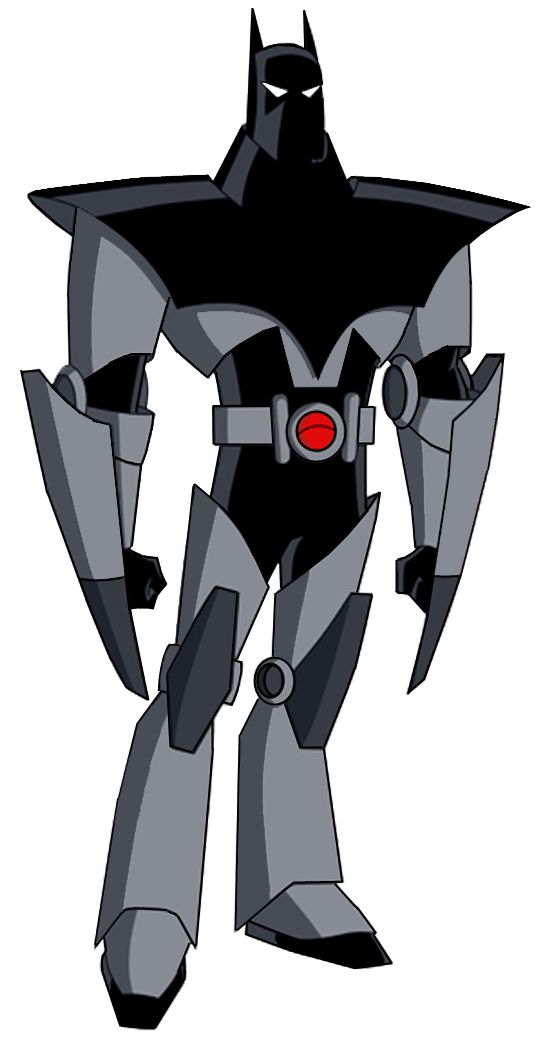 Batman Beyond Bat Armor by Alexbadass.deviantart.com on @DeviantArt