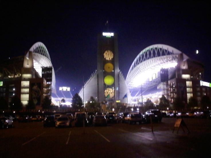 Century Link Field Seattle Wa