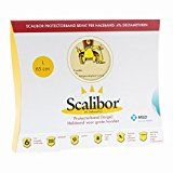 1 x Scalibor Flea Tick Dog Collar 65cm Large Dog Over 7 Weeks Control Up To 6 Months