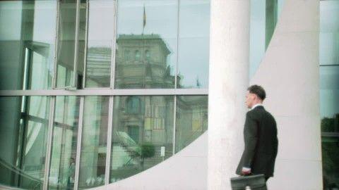 Marie Elisabeth Lüder's House, Bundestag, Reichstag, Parliament Building, Government Quarter, German Flag, Political Symbol, Public Building, Business Attire, Window (Architecture), Modern Architecture, Businesswoman, Businessman, City Centre, Berlin (City), Reflection, Landmark (Sights), Capital City, Cloudy, Metropolis (City), Group of People, Woman, Building (Edifice), Man (Human), Day,
