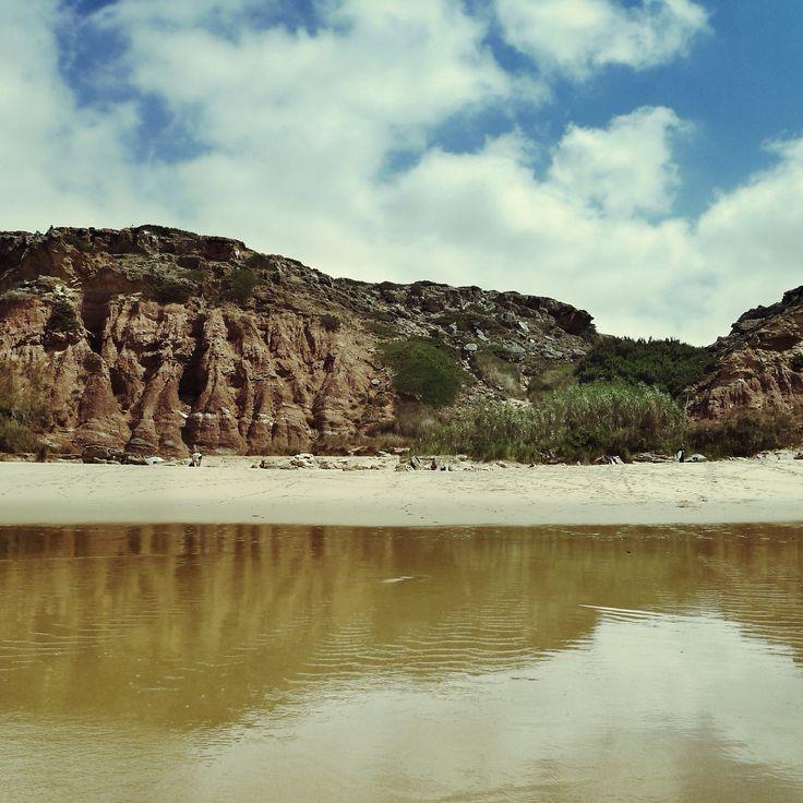 Algarve, Portugal By Flora Carreno