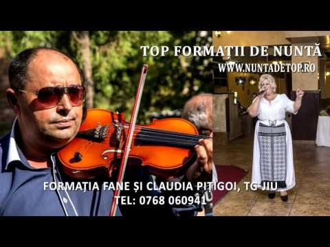 Muzica de nunta - Formatia Fane si Claudia Pitigoi - Colaj de hore - YouTube