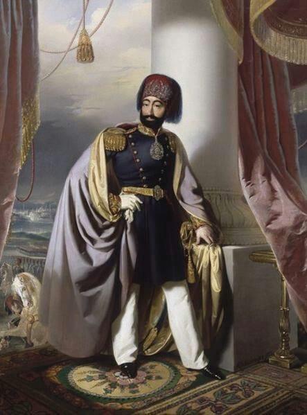 Sultan Mahmood the second - Ottoman Empire