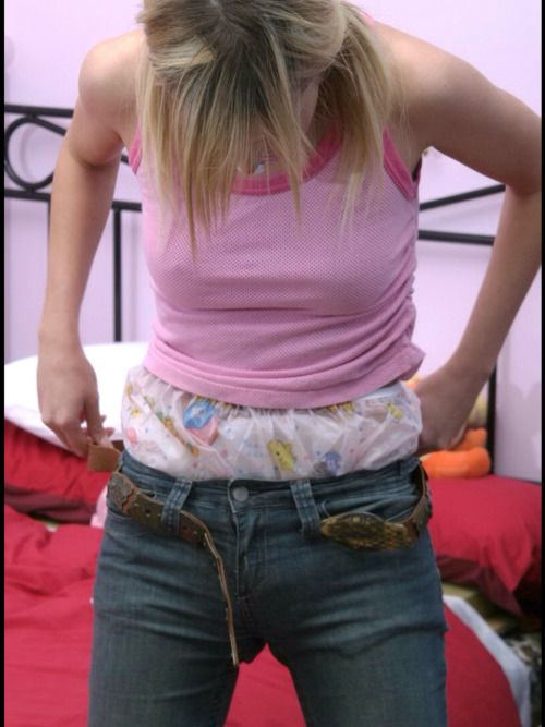 Innovative Wearing Cloth Diapers And Plastic Pants