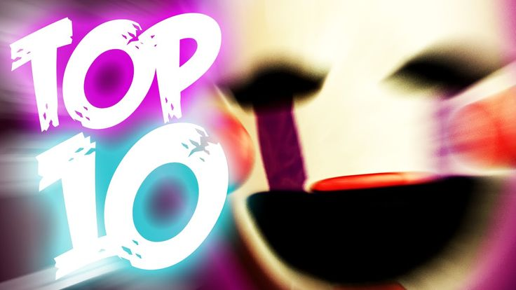 Top 10 facts about the marionette five nights at freddy s