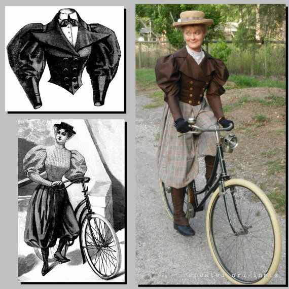 Hey, diesen tollen Etsy-Artikel fand ich bei https://www.etsy.com/de/listing/201657878/bicycle-outfit-victorian-reproduction