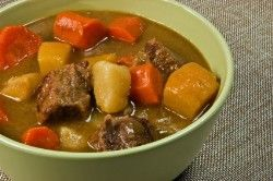Beef Stew. A warm bowl of stew on a cold day is perfect. CopyKat.com