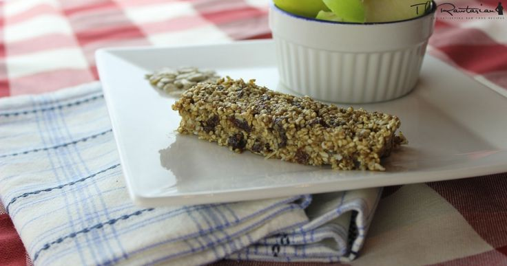 Raw sesame seed bar recipe | The Rawtarian