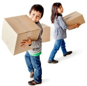 Moving With Children-5 Easy Steps (Guest Writer).