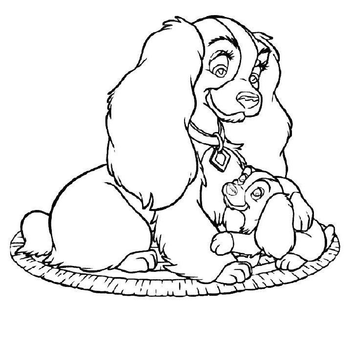 28 best Lady & The Tramp images on Pinterest | Disney cruise/plan ...