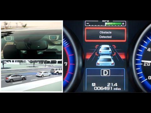subaru eyesight driver assist technology pre collision braking youtube subaru videos. Black Bedroom Furniture Sets. Home Design Ideas
