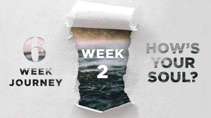 The Six Week Journey - Week 2 - Judah Smith