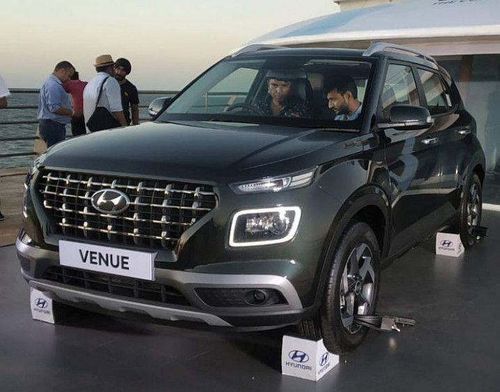 Hyundai Venue Price In India 2021 Redesign And Concept Hyundai