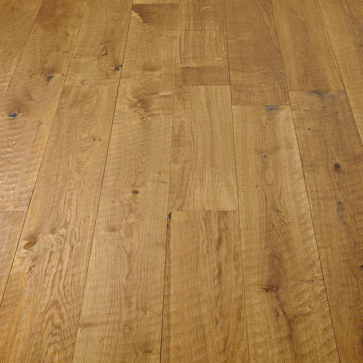 Hand Finished Old French Oak Engineered Wood Flooring