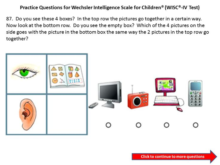 Pin on WISCIV and WISCV Practice Questions and Tips