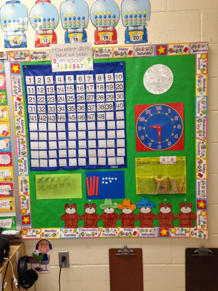 Calendar In Kindergarten Classrooms : Best teaching math calendar images on pinterest