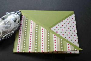 Splitcoaststampers - Criss Cross Card Project Tutorial by Beate Johns