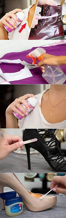 15 женских хитростей, чтобы привести вещи в порядок / Все для женщины