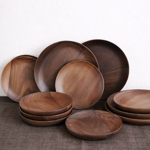 The Walnut Plates #Plates