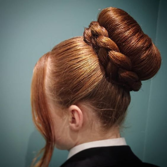 Styles de cheveux pour les coiffures Pour la rentrée scolaire rapide et facile 2019 - Page 20 sur 33 - ZONE COIFFURE X #easy #Cheveux #Cheveux #Coiffures #Page -...