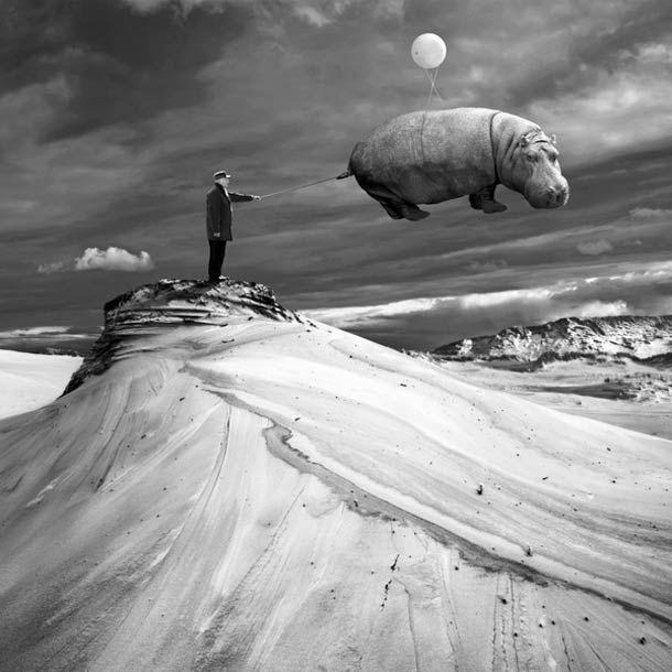 The strange and surreal world of Dariusz Klimczak