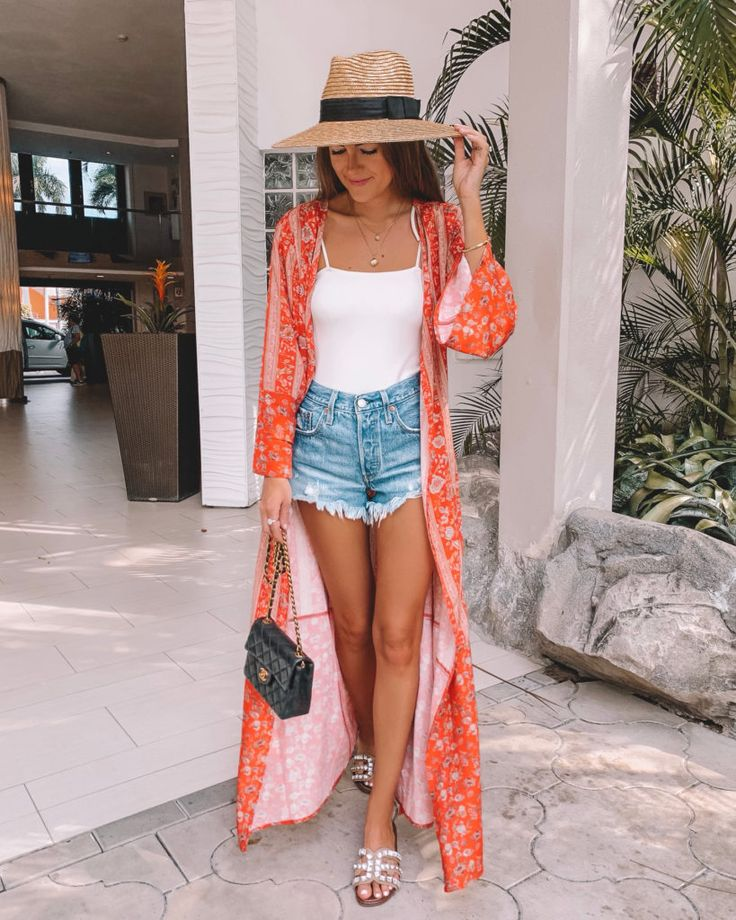 summer outfits for vacation
