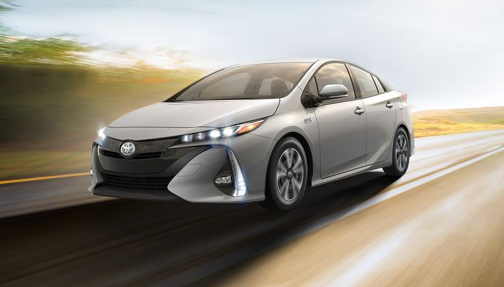 2017 Toyota Prius Prime | Let's imagine the new possible.