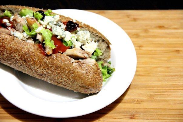 IDEA: Turkey, Brie, and Cranberry Sandwich   Greatist